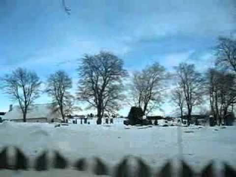 Gjøvik, Oppland, Norway January 2011