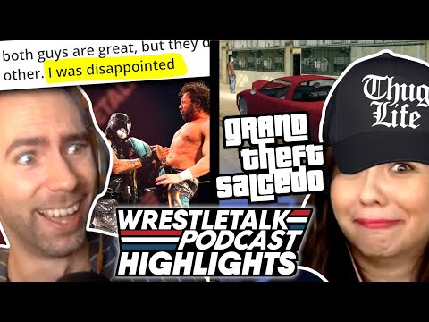 Oli FREAKS OUT Over AEW Hot Take! Denise Is SUPER VIOLENT?! | Podcast Highlights: Oct. 26-31 2020