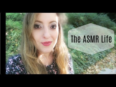 [The ASMR Life] ◊ Meditation Poetry Ambiental Experiment ◊ Birds, Leaves, Music