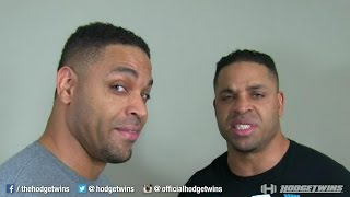His Mushroom Tip Is Crooked @Hodgetwins