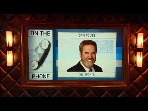 Dan Fouts of CBS Sports on Panthers QB Cam Newton Leaving ‪Super Bowl 50 Postgame Interview - 2/8/16