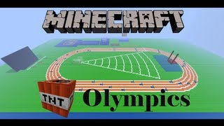 Minecraft TNT Olympics Episode 7: Synchronized Swimming