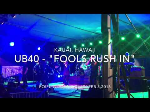 UB40 - Fools Rush In