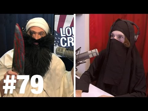#79 ISLAMOPHOBIA OH NOES!! Dave Rubin, Gerald Morgan and Anni Cyrus | Louder With Crowder