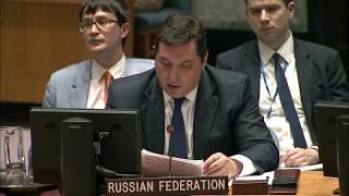 Выступление В.К.Сафронкова на заседании Совета Безопасности ООН по Ближнему Востоку(, 2017-06-21T16:28:54.000Z)