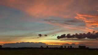 Lindo amanhecer em Vitória (ES)