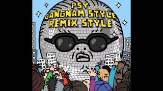 Gangnam Style(Diplo Remix)(Non-vocal)