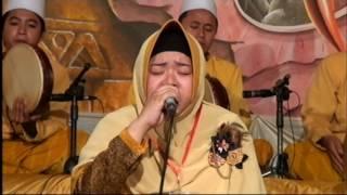 Zero Faza - Festival Sholawat Al Banjari PPQ Nurul Huda Malang 23 des 2016