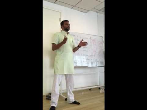 Dr Shashikant Pranic Energy  Medical Yoga Teacher's Training Course Shanghai www Imwellyoga com