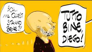 Propaganda Live - cartoon von Makkox - Sééé! Die Ganze Propaganda