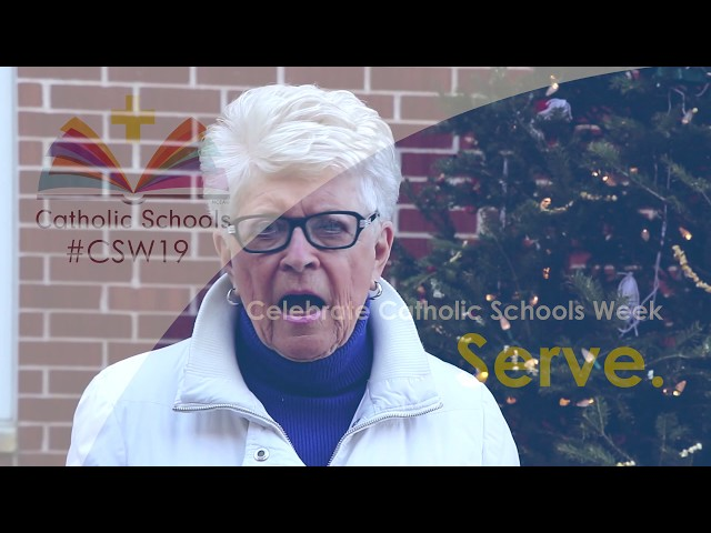 Catholic Schools Week: Serve