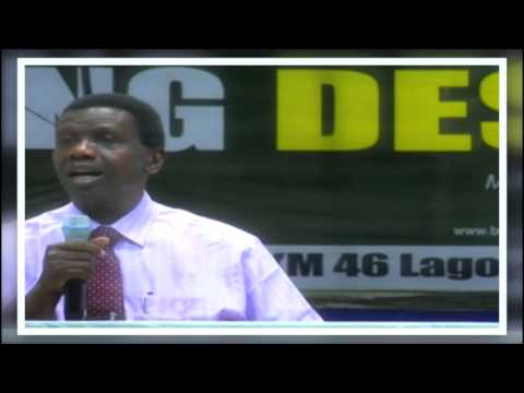 Pastor E.A.Adeboye-RCCG May 2015 Holy Ghost Service