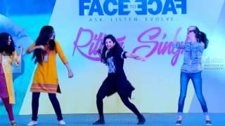 Multi talented #RitikaSingh