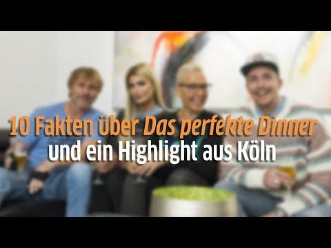 """""""Das Perfekte Dinner"""" Auf Vox – 10 Fakten über Die Koch-Show: Sprecher, Gewinner, Städte"""