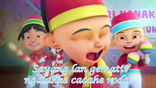 Video NINJA OPO VESPA Nella Kharisma - Versi Upin Dan Ipin Parody Plus Liriknya Full download MP3, 3GP, MP4, WEBM, AVI, FLV April 2018