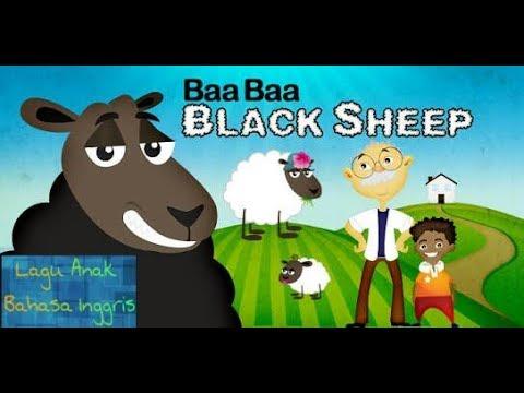 Lagu Anak-anak Bahasa Inggris Baa,baa,black Sheep