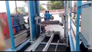 Automatic Fly Ash Bricks Making Machine - 15 Bricks/Stroke (KMA 180)