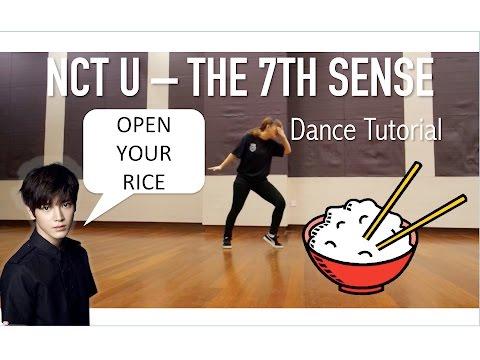 NCT U-The 7th Sense Dance Tutorial | FULL Mirrored [Charissahoo]