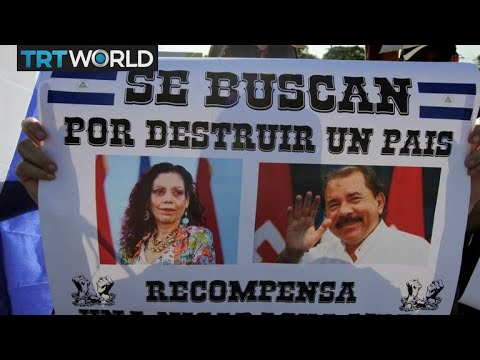 Will protests force Daniel Ortega to resign?