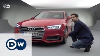 عرض أول لسيارة أودي أ 4 | عالم السرعة   10-7-2015