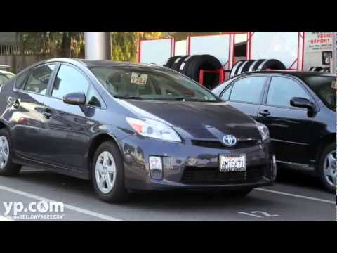 San Francisco Toyota CA Auto Sales Service Repairs Car