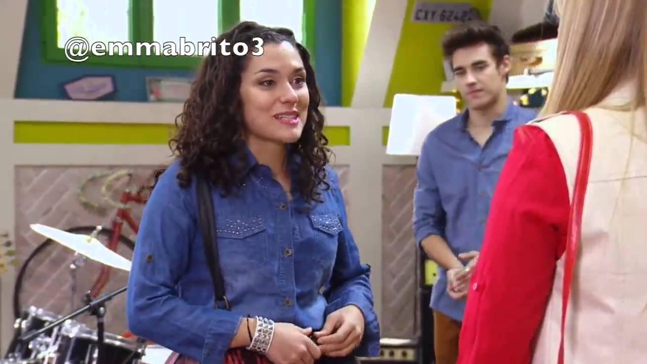 Violetta 3 maxi nati le n y matylda 03x56 youtube - Violetta et maxi ...
