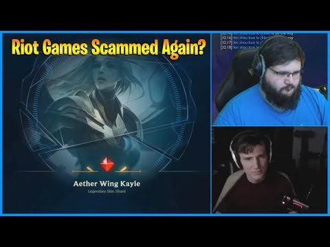 The Moment Riot Games Made You Happy But Scammed You Afterwards...LoL Daily Moments Ep 746