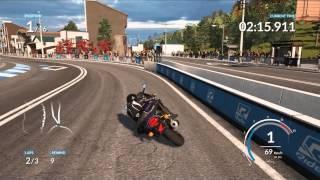 Ride: Game - Honda CBR 900RR Fireblade 1995 - stock race