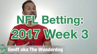 NFL Picks Week 3