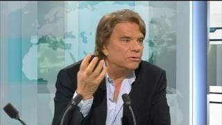 BFMTV : 19h Ruth Elkrief - Bernard Tapie (1ère partie)