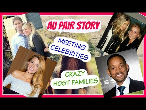 au pair story meeting celebrities crazy host families usa vs australia youtube. Black Bedroom Furniture Sets. Home Design Ideas