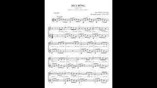 HỌC ĐỆM GUITAR - Nhóm 1 (Ballad) - Bài 3: Mưa Hồng