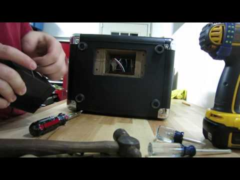 SIMPLE How To Replace Battery in ION Tailgater