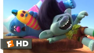 Trolls World Tour (2020) - Country Chase Scene (4/10) | Movieclips