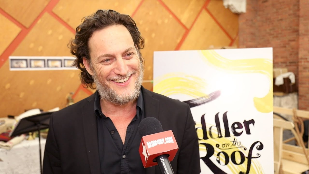 Toast to Life with Yehezkel Lazarov & the Cast of the FIDDLER ON THE ROOF Tour