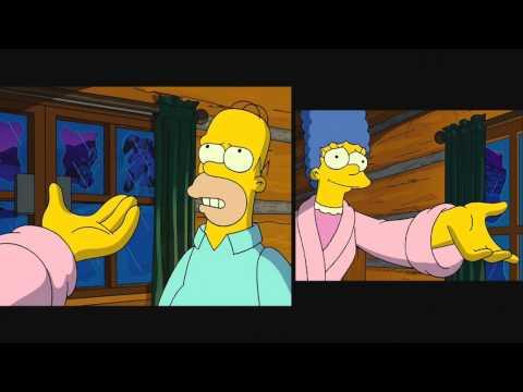 Random Review - The Simpsons Movie
