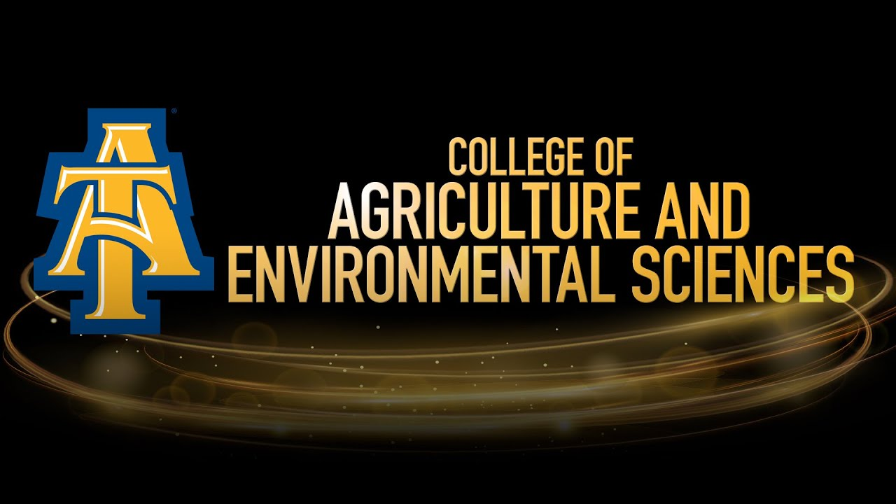 College of Agriculture & Environmental Sciences