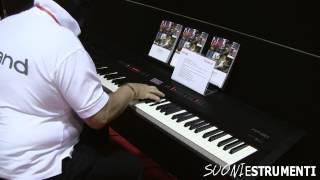 roland fp 80 demo by alessandro lupo pasini a cremona pianoforte 2013
