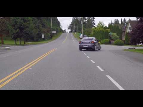 Tour of LANGLEY BC Canada - Driving Around Canadian Countryside & Farms