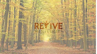 """Revive Ministries: Vlog October 2020, """"It ok to FALL. Failure and how we navigate through it..."""