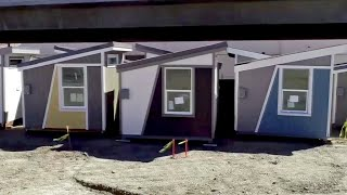 Tiny-home Developments In San Jose Offer Alternative To Homelessness