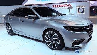 2019 Honda Insight Prototype - Exterior Walkaround - 2018 Chicago Auto Show