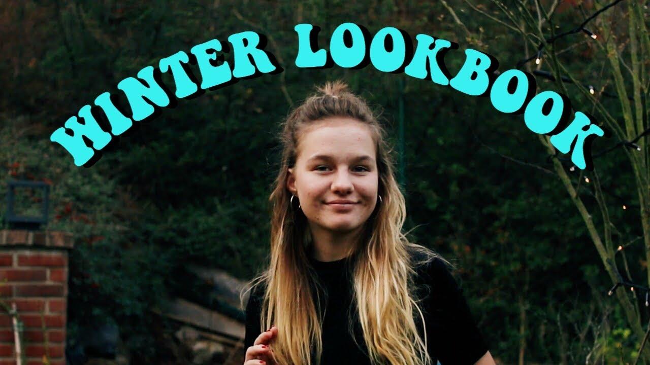 [VIDEO] - WINTER LOOKBOOK 1