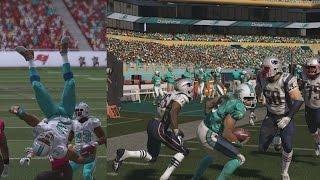 Madden NFL 15 Career Mode - 1st Game vs. Rival Patriots!