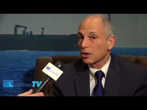 180316 Maritime NY CMA Shipping2018 BallastWaterinterview2 HD
