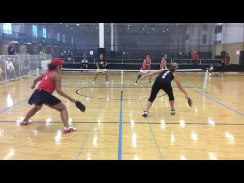 2017 State Games of America Pickleball Championships - Women's Doubles (5.0) - CHAMPIONSHIP