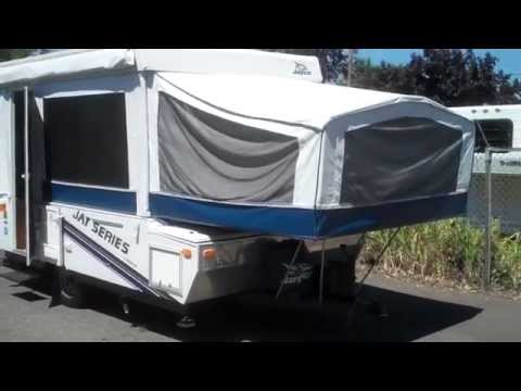 Simple Jayco RV 2008 Jay Series 1008 Tent Trailer At Valley RV