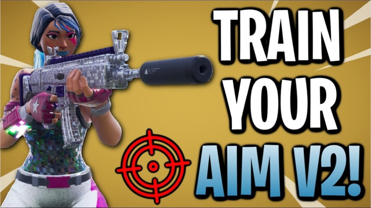 Fortnite: The Best Way To Practice Your Aim! | Aim Warm Up ...
