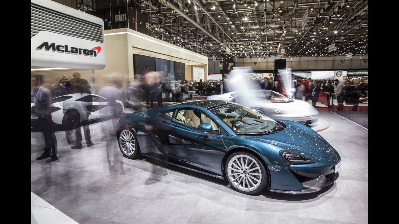 McLaren in Geneva - Recap