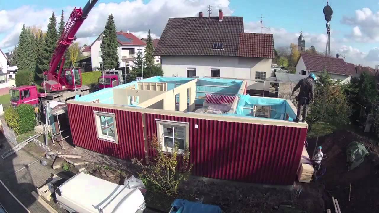 schwedenfeeling ein schwedenhaus wird aufgebaut youtube. Black Bedroom Furniture Sets. Home Design Ideas